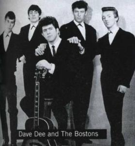 photo Dave Dee and the Bostons