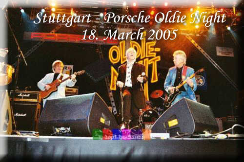 Stuttgart / Germany, Porsche Oldie-Night 18. March 2005 - Dave Dee, Dozy, Beaky, Mick & Tich - Click to read review