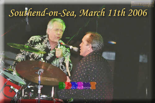 Southend-on-Sea / England, Solid Silver 60s Tour, March 11th 2006 - Dave Dee, Dozy, Beaky, Mick & Tich - Click to read review