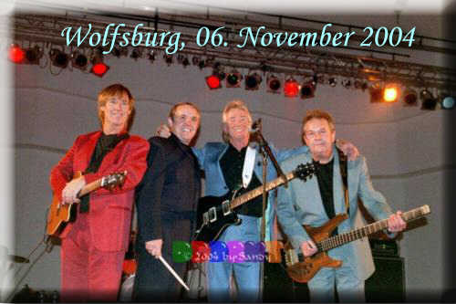 Wolfsburg / Germany, Oldie Night 06. November 2004 - Dozy, Beaky, Mick & Tich - click to read review